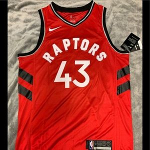 Pascal Siakam #43 Toronto Raptors Jersey
